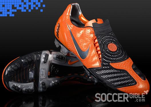 nike t90 laser 2 orange