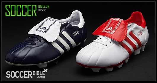 adidas 7406. the adidas 7406 boot collection was released during 2006 season, and classic \u0027straight out of 1974 locker room\u0027 look combined with modern