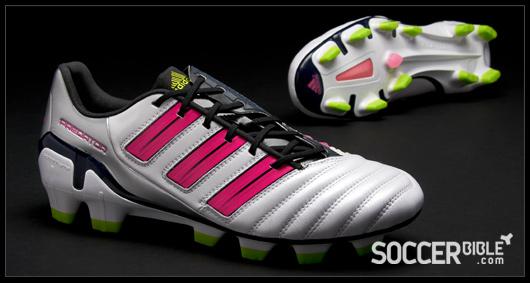71eba375972a ... ebay 2018 sneaker sale 3487b ced49 despite the new white pink adipower  predator football boots officially