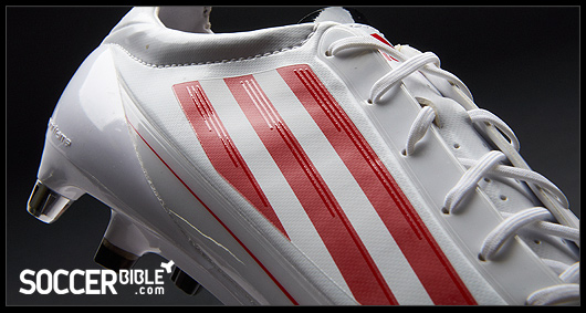 detailed look e03ef d878c The adidas adizero RS7 Pro boots continue the lightweight performance of  the adizero range, as they are made from a reinforced Sprint Skin upper.