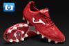 Joma Total Fit Football Boots - Red/White