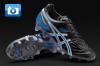 Asics Lethal Tigreor 3 Football Boots - Black/White/Blue