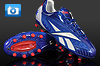Speed Football Boots - Reebok Instante Cobalt Blue/Neon Cherry