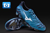 Mizuno Wave Ignitus II Football Boots - Blue/White/Blue