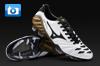 Mizuno Wave Ignitus 2 Football Boots - Pearl/Black/Gold