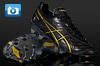Asics Lethal Tigreor 3 Football Boots - Black/Black/Yellow