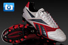Power Football Boots - Reebok Valde Pro II - Steel/Red/Black - 30/10/09