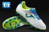 Joma Total Fit Football Boots - White/Aqua/Green