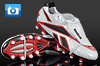 Power Football Boots - Reebok Valde Pro White/Black/Red - 29/06/09