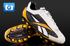 Reebok Instante Pro - White/Black/Athletic Yellow