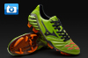 Mizuno Wave Ignitus II Football Boots - Green/Black/Orange