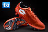 Lotto Futura 100 Football Boots - Orange/Navy