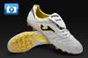 Joma Granada Pulsor Football Boots - White/Yellow