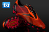 Reebok Instante II Pro Football Boots - Black/Red/Orange