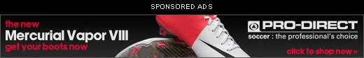 "Nike Clash MV8 EC12耐克""冲撞系列""2012欧洲杯配色刺客8足球鞋 白/红"