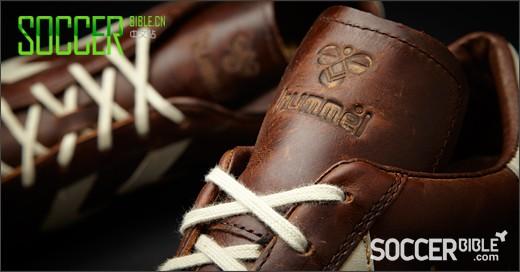 HUMMEL 2012 罗马时代的球鞋