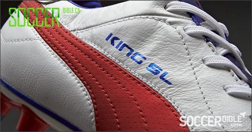Puma King Finale SL 红/白/蓝