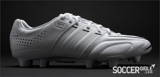 adidas 11 pro all white