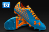 Under Armour 10K Force Pro II Football Boots - Blue/Orange