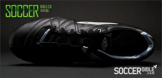 Umbro Speciali 3 Pro Football Boots - 黑/白/铬