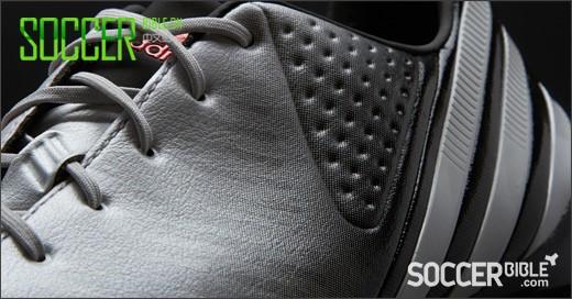 adidas Predator LZ 战靴-白/射线红配色