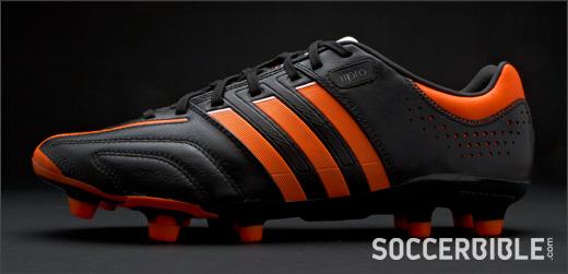 adidas adipure black and orange