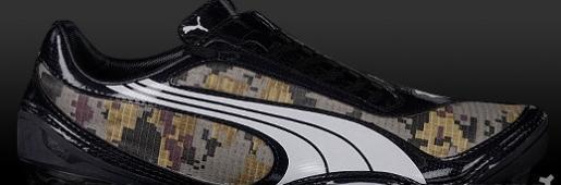 【速度球靴】彪马V1.08 camouflage(数字迷彩)