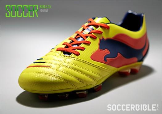 puma powercat 1.12 法布雷加斯专属球鞋
