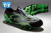 Lotto Zhero Gravity II 100 Football Boots - Black/Metal Neon - Football Boots