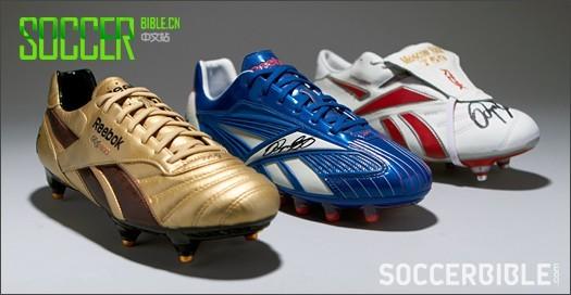 吉格斯reebok纪念足球鞋