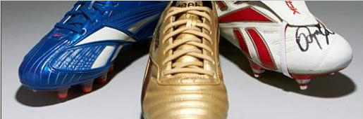 soccerbible档案馆:瑞恩-吉格斯Reebok纪念足球鞋欣赏