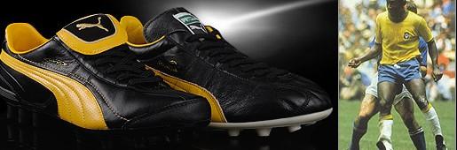 传统球鞋 - New Puma King a tribute to Pele - 23/01/09