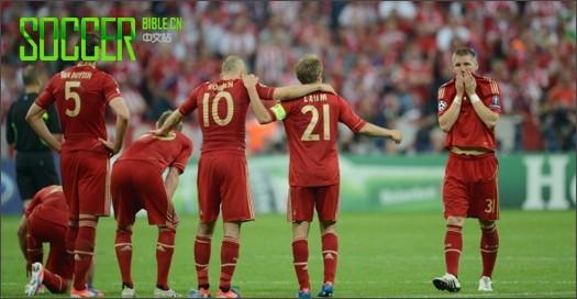 前瞻2013欧冠决赛