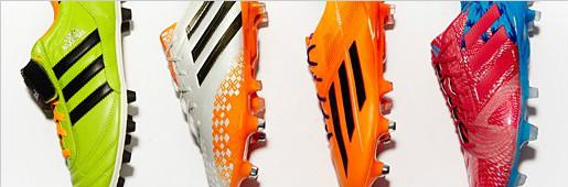 SoccerBible历史长廊――adidas 2014巴西世界杯主题球鞋系列