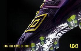茵宝为UX-1广告   球鞋之爱:视频:足球圣经