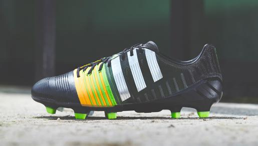 adidas Launch New Nitrocharge 1.0 : Football Boots : Soccer Bible