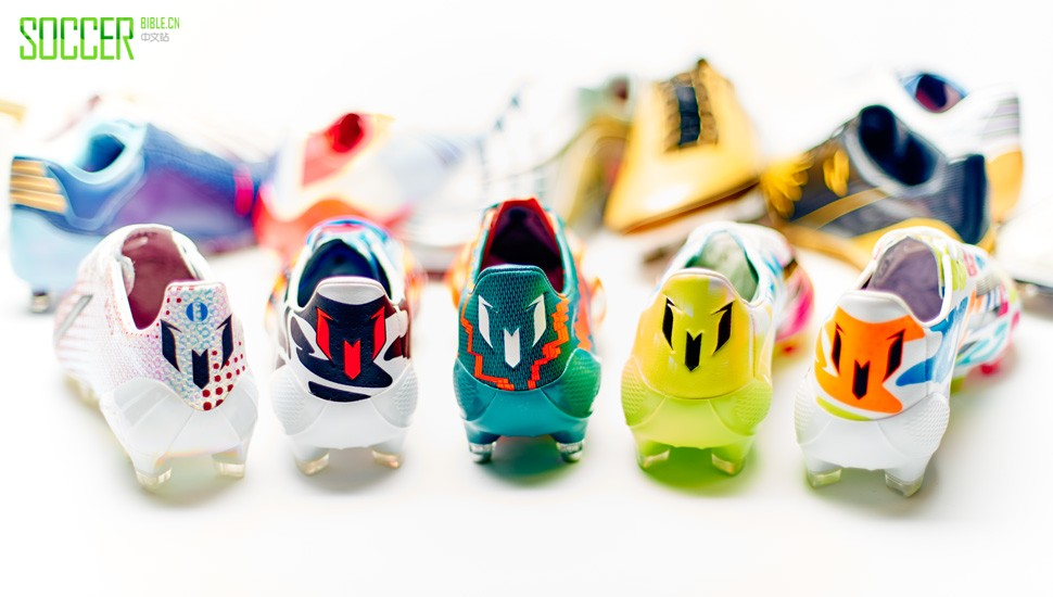 new style d653d 0f50f SoccerBible中文站  原文  Adidas  Retrospect  adidas F50 Messi Collection   Football Boots  Soccer Bible