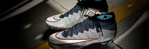 """The Making of <font color=red>CR7</font>'s Superfly """"Silverware"""" : Football Boots : Soccer Bible"""