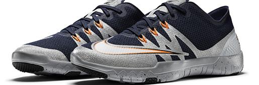 Nike Free Trainer 3.0 V3 <font color=red>CR7</font> : Footwear : Soccer Bible