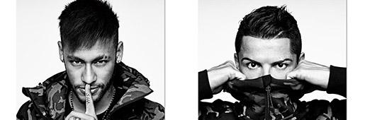 <font color=red>CR7</font> & Neymar Model Nike FW15 Tech Pack : Clothing : Soccer Bible