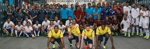 地下足球俱乐部-巴黎2015