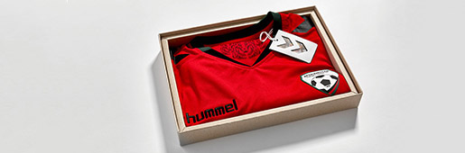 Hummel x Afghanistan Special Edition Packaging : Art and Illustration : Soccer Bible