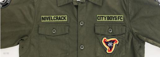"Nivelcrack和City Boys F.C合作推出""飞火流星""系列服饰"