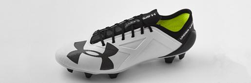 "Under Armour Spotlight 2.0 ""White/Black"" : Football Boots : Soccer Bible"