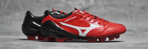 美津浓Wave Ignitus 4足球鞋发布袋鼠皮版全新配色