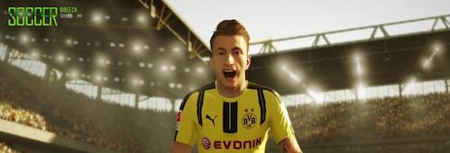 EA Sport发布最新FIFA 17预告片