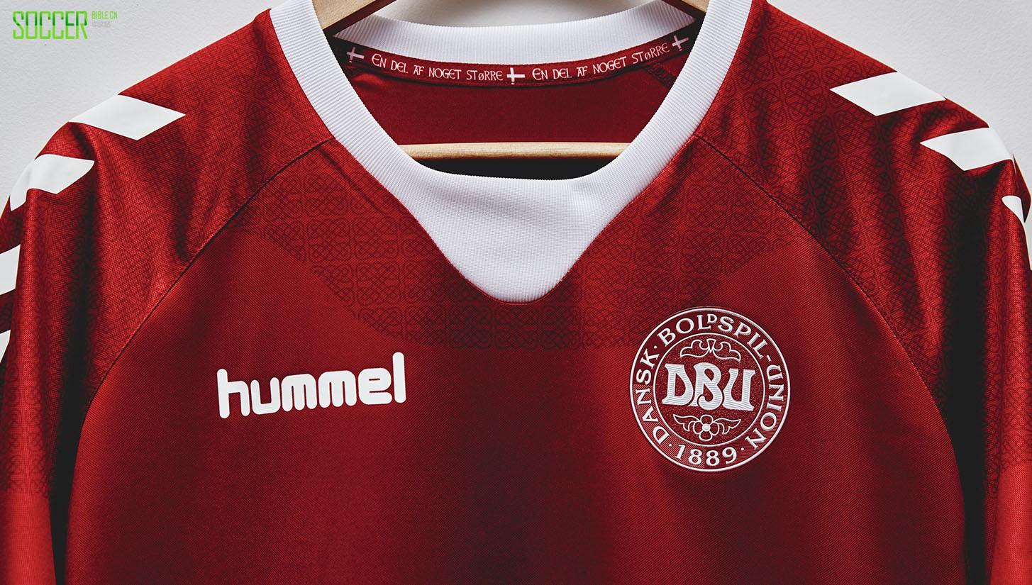 Denmark 16/17 Home & Away Kits by Hummel : Football Apparel : Soccer Bible