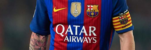 足球新闻:巴萨即将签约新胸前广告赞助商
