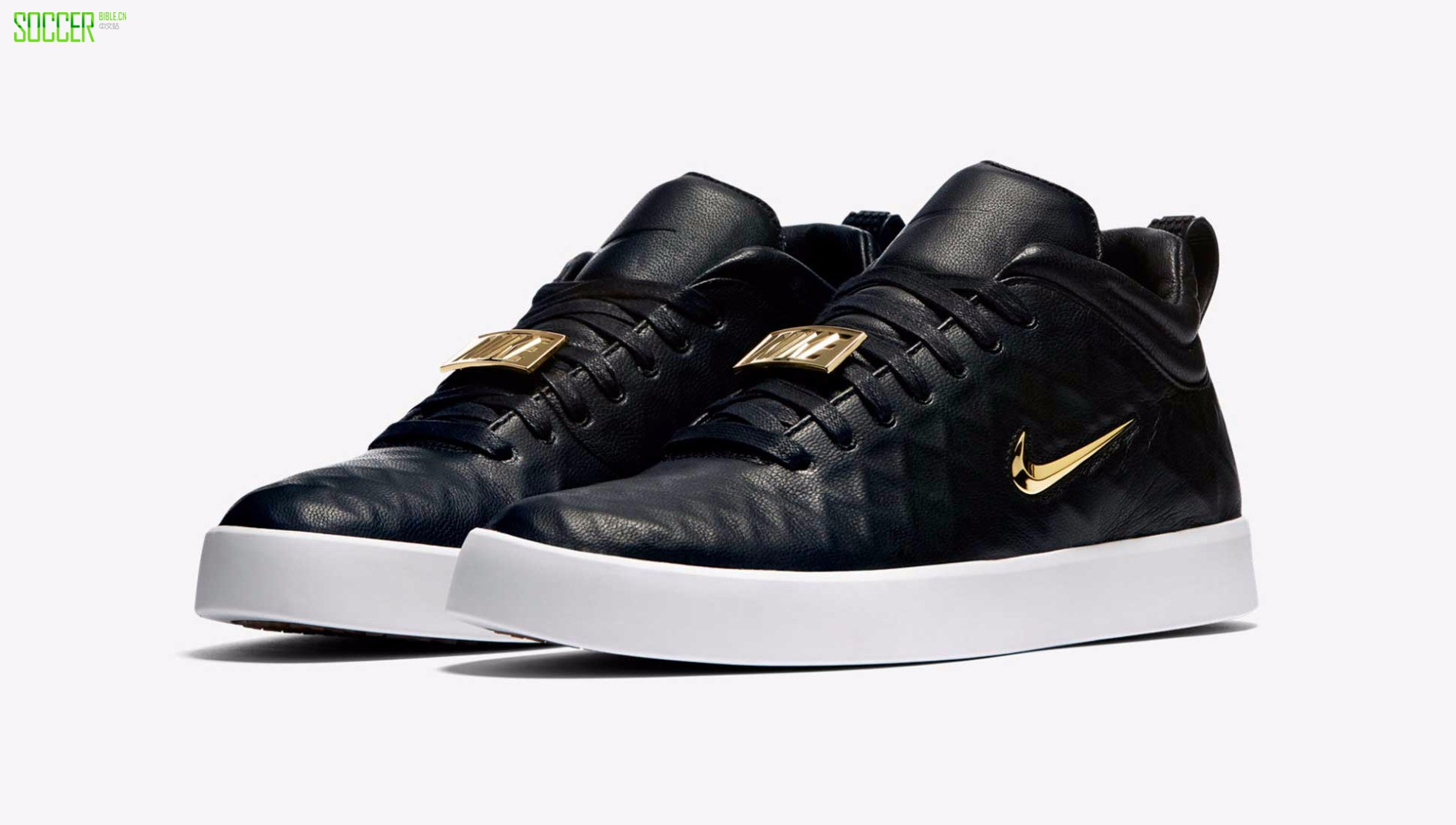 "Nike Tiempo Vetta 17 ""Black/White/Metallic Gold"" : Footwear : Soccer Bible"