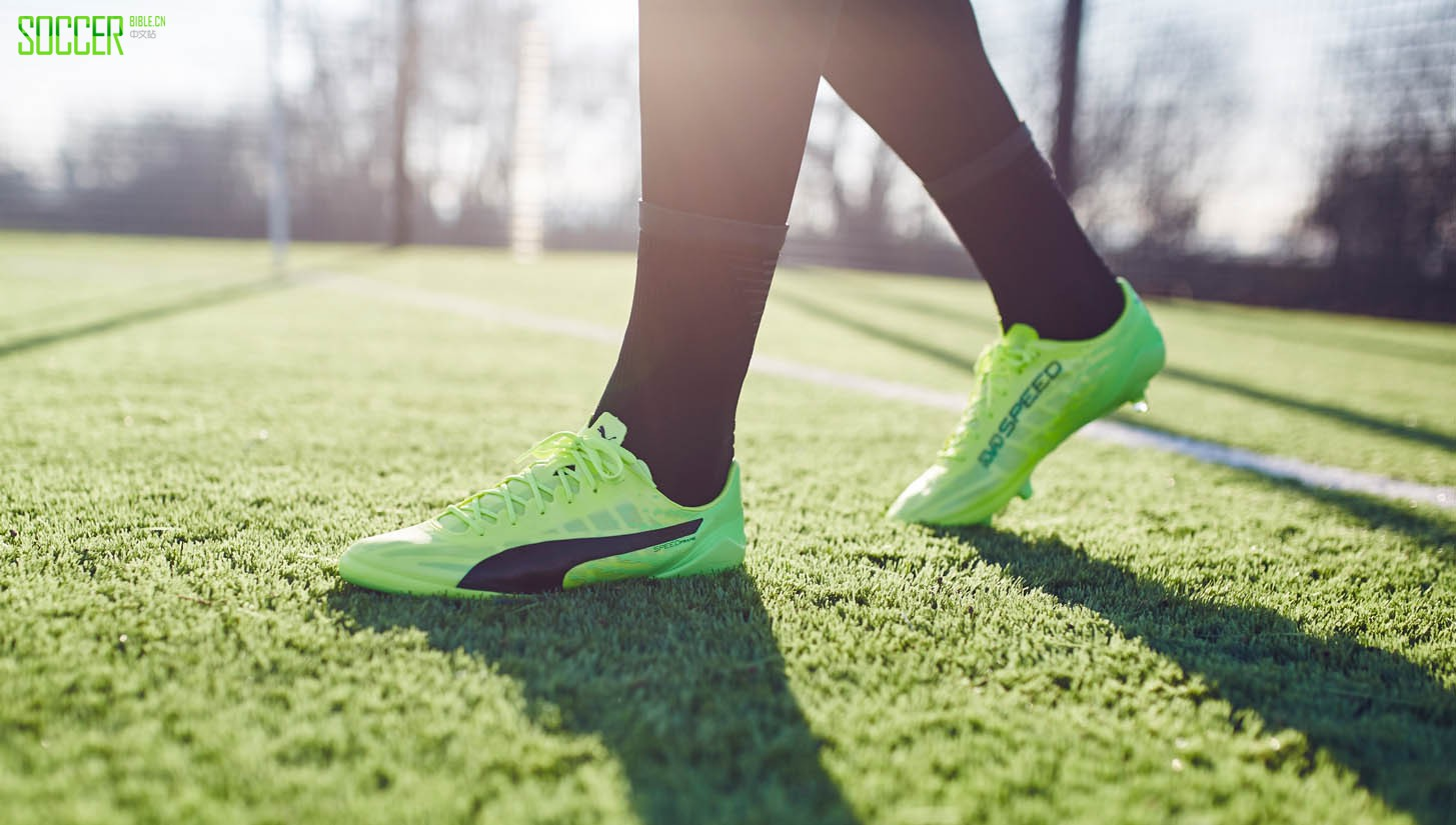 Laced Up: PUMA evoSPEED 17.SL Review : Football Boots : Soccer Bible